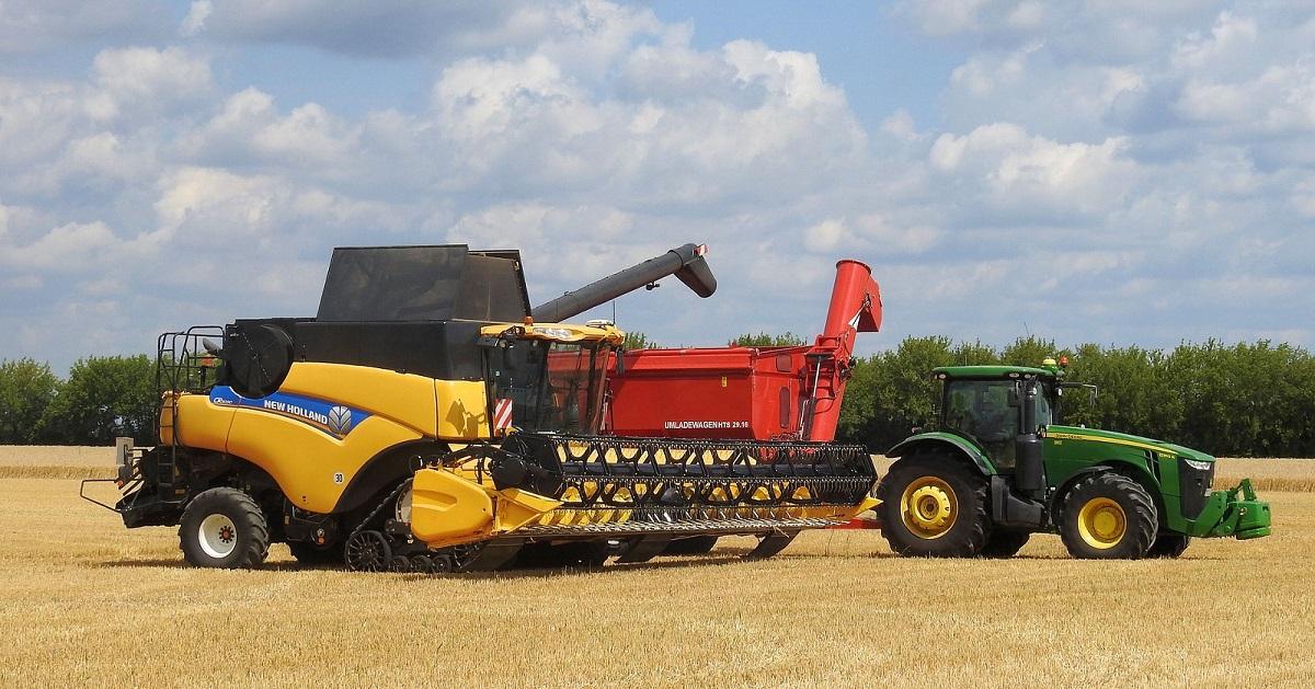 Operationel Leasing Af Maskiner Vækker Interesse Hos Landmænd