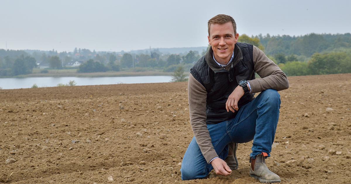 Nyhed I VKST: Lej En Driftsleder Til At Udvikle Din Planteavlsbedrift