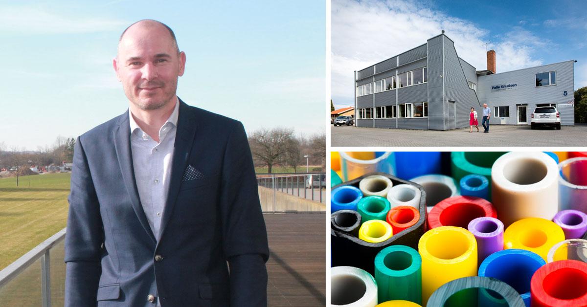 Hvad Kan En Svineproducent Lære Af En Plastikfabrik I Præstø?