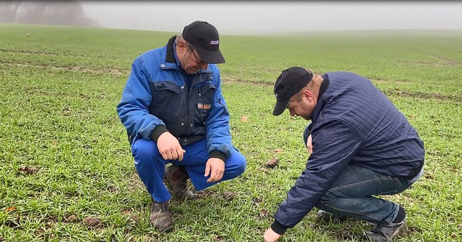 Landmand: Én Mark Træk Hele Gennemsnittet Ned