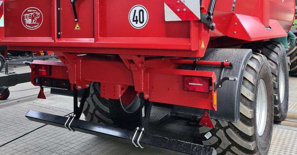 For Mange Landbrugsvogne Overholder Ikke Loven: Få En Bremsetest