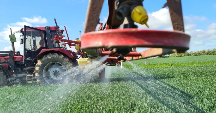 Godt Landmandskab: Husk Reglerne Om Rengøring Og Påfyldning Af Sprøjten